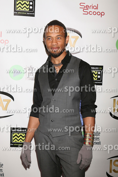 Kiko Ellsworth at the 7th Annual Indie Series Awards at the El Portal Theater on April 6, 2016 in North Hollywood, CA. EXPA Pictures © 2016, PhotoCredit: EXPA/ Photoshot/ Kerry Wayne<br /> <br /> *****ATTENTION - for AUT, SLO, CRO, SRB, BIH, MAZ, SUI only*****