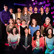 Speaker group photo at TEDx Piscataqua, May 6, 2015 at 3S Artspace in Portsmouth NH