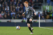 Coventry City player Ryan Haynes (24) during the The FA Cup match between Brighton and Hove Albion and Coventry City at the American Express Community Stadium, Brighton and Hove, England on 17 February 2018. Picture by Phil Duncan.