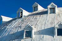 Igloo Village Gas Station Alaska