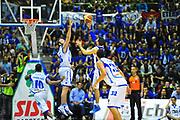 DESCRIZIONE : Sassari Lega A 2012-13 Dinamo Sassari Lenovo Cant&ugrave; Quarti di finale Play Off gara 5<br /> GIOCATORE : Pietro Aradori<br /> CATEGORIA : Tiro<br /> SQUADRA : Lenovo Cant&ugrave;<br /> EVENTO : Campionato Lega A 2012-2013 Quarti di finale Play Off gara 5<br /> GARA : Dinamo Sassari Lenovo Cant&ugrave; Quarti di finale Play Off gara 5<br /> DATA : 17/05/2013<br /> SPORT : Pallacanestro <br /> AUTORE : Agenzia Ciamillo-Castoria/M.Turrini<br /> Galleria : Lega Basket A 2012-2013  <br /> Fotonotizia : Sassari Lega A 2012-13 Dinamo Sassari Lenovo Cant&ugrave; Play Off Gara 5<br /> Predefinita :