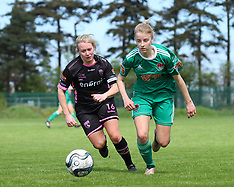 Cup: Cork City Women 1- 2 Wexford : 6th May 2018