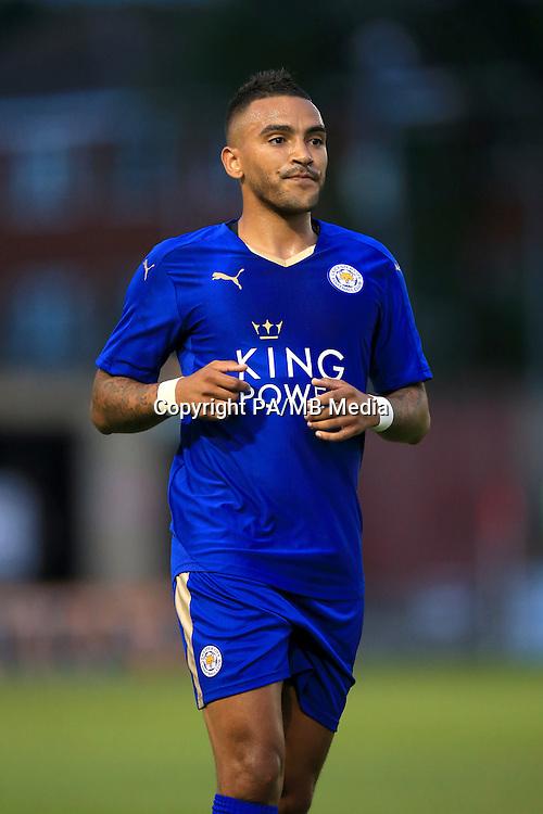 Danny Simpson, Leicester City