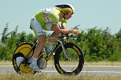 10.07.2010, AUT, 62. Österreich Rundfahrt, 7. Etappe, EZF Podersdorf, im Bild Andre Greipel (GER, Team HTC Columbia), EXPA Pictures © 2010, PhotoCredit: EXPA/ S. Zangrando / SPORTIDA PHOTO AGENCY
