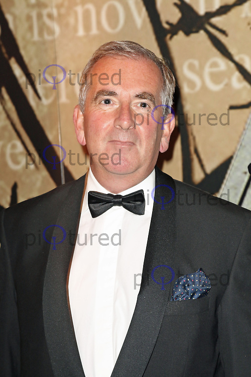 Robert Harris, Specsavers Crime Thriller Awards, Grosvenor House Hotel, London UK, 24 October 2014, Photo by Richard Goldschmidt
