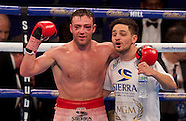 Matthew Macklin v Brian Rose 090416