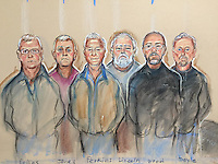 Hatton Garden thieves <br />