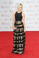 Laura Whitmore, Arqiva British Academy Television Awards, Royal Festival Hall London UK, 12 may 2013, (Photo by Richard Goldschmidt)