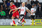 Derby County v Grimsby Town FC 090816