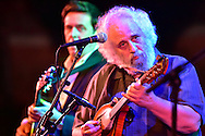 An Evening with the David Grisman Sextet in the Spanish Courtyard at Caramoor in Katonah New York on July 25, 2014. <br /> (photo by Gabe Palacio)