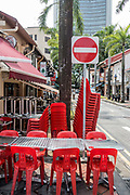 Singapore, near Arab Street