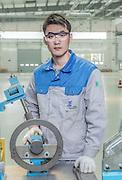 China / Shanghai  <br /> <br /> Ebersp&auml;cher Shanghai Plant in JIading <br /> <br /> &copy; Daniele Mattioli