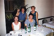 Roommates reunite in Italy
