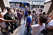 DESCRIZIONE : Nazionale Maschile Visita al Gazzetta Store <br /> GIOCATORE : Luigi Datome<br /> CATEGORIA : nazionale maschile senior <br /> SQUADRA : Nazionale Maschile <br /> EVENTO : Visita Gazzetta Store <br /> GARA : Media Day Nazionale Maschile <br /> DATA : 20/07/2015 <br /> SPORT : Pallacanestro <br /> AUTORE : Agenzia Ciamillo-Castoria