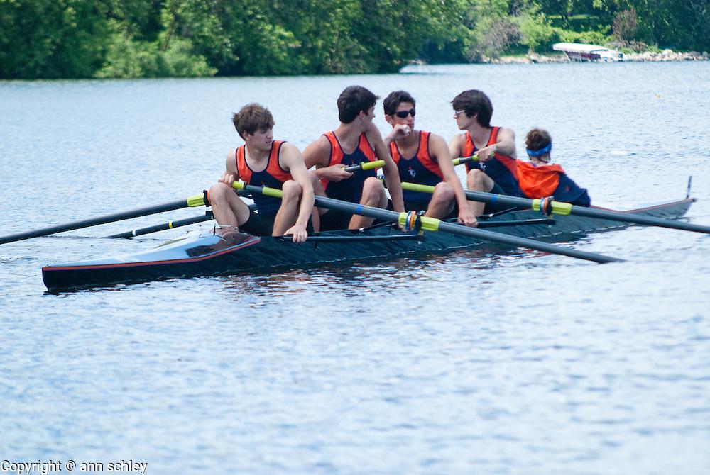 Junior Men's Four (4+)