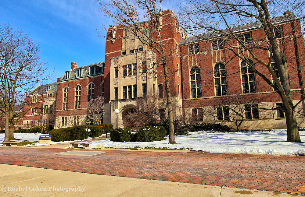 &quot;Michigan League&quot;<br />
