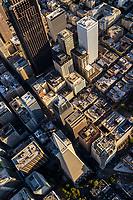 Transamerica Pyramid & Financial District