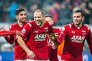 ALKMAAR - 20-02-2016, AZ - FC Groningen, AFAS Stadion,