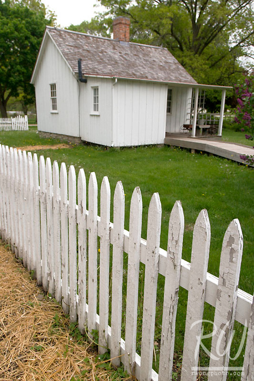 Herbert Hoover's Childhood Home, Herbert Hoover National Historic Site, West Branch, Iowa