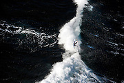 Surfing off Gracetown, Western Australia - Photograph by David Dare Parker