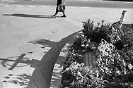 Prague, 2001: Memoriale in ricordo degli eroi della primavera di Praga Jan Palach e Jan Zejic - Prague's Spring heroes Jan Palach e Jan Zejic memorial<br /> &copy;Andrea Sabbadini