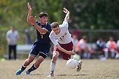 Comunity College of Morris Men's Soccer vs Cumberland County College - 20 September 2014