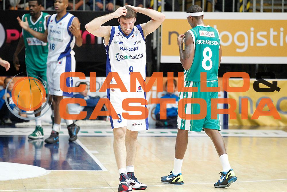 DESCRIZIONE : Cantu Lega A 2012-13 Che Bolletta Cantu Sidigas Avellino<br /> GIOCATORE : Manuchar Markoishvili<br /> CATEGORIA : Ritratto Delusione<br /> SQUADRA : Che Bolletta Cantu<br /> EVENTO : Campionato Lega A 2012-2013<br /> GARA : Che Bolletta Cantu Enel Brindisi<br /> DATA : 04/11/2012<br /> SPORT : Pallacanestro <br /> AUTORE : Agenzia Ciamillo-Castoria/G.Cottini<br /> Galleria : Lega Basket A 2012-2013  <br /> Fotonotizia : Cantu Lega A 2012-13 Che Bolletta Cantu Sidigas Avellino<br /> Predefinita :