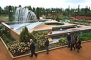 SPAIN, ANDALUSIA, GRANADA in Parque Federico Garcia Lorca