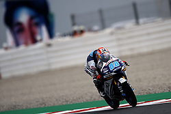 June 15, 2018 - Barcelona, Catalonia, Spain - Jorge Martin (88) of Spain and Del Conca Gresini Moto3 during the free practice of the Gran Premi Monster Energy de Catalunya, Circuit of Catalunya, Montmelo, Spain.On 15 june of 2018. (Credit Image: © Jose Breton/NurPhoto via ZUMA Press)