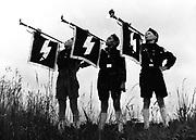 Hitler Youth Rally; Circa 1936