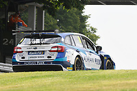 #18 Senna Proctor Adrian Flux Subaru Racing Subaru Levorg GT  during BTCC Rounds 13,14 and 15 at Oulton Park, Little Budworth, Cheshire, United Kingdom. June 29 2019. World Copyright Peter Taylor/PSP. Copy of publication required for printed pictures.
