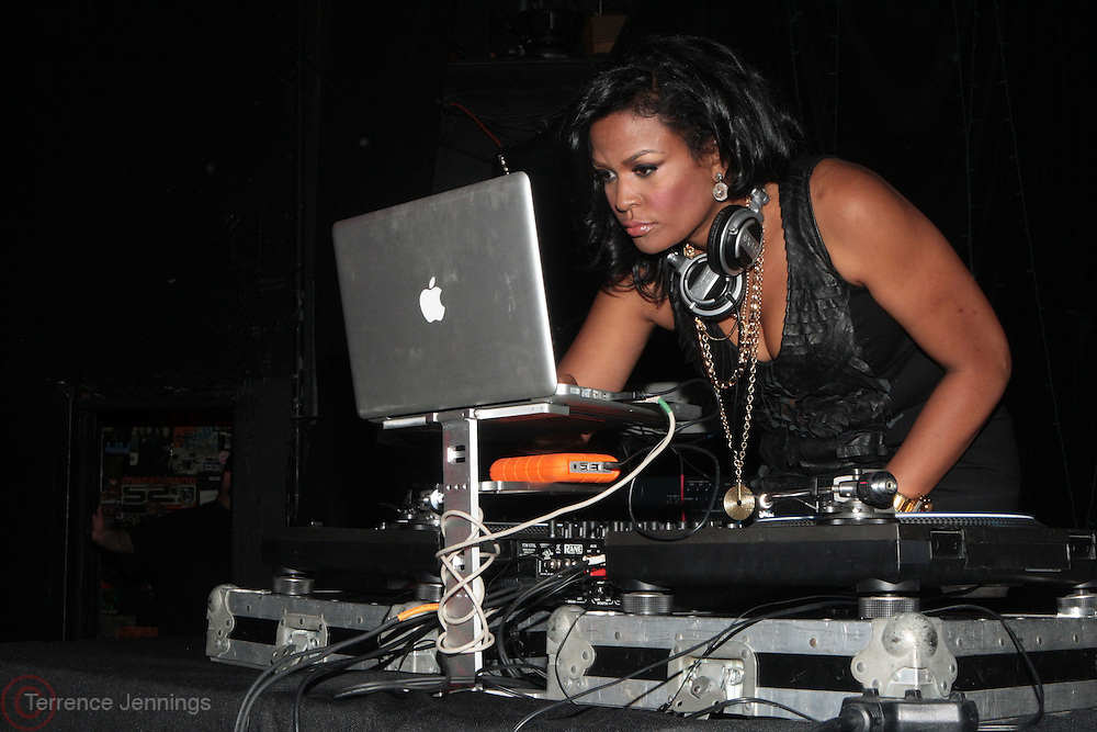 24 June-New York, NY-   Beverly Bond at the 1st Annual Black Girl Rock! & Soul Tour Celebrating Dynamic Woman in Music - LA Jam Session Presented by GM and held at the Roxy on June 24, 2011 in Los Angeles, California. Photo Credit: Terrence Jennings