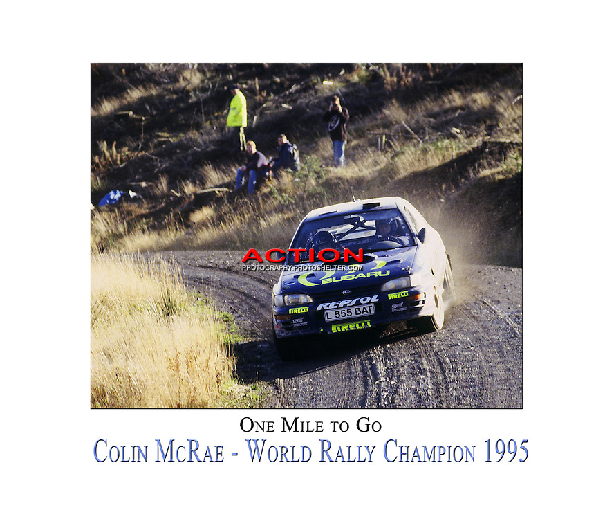 Colin McRae Colin McRae Colin McRae