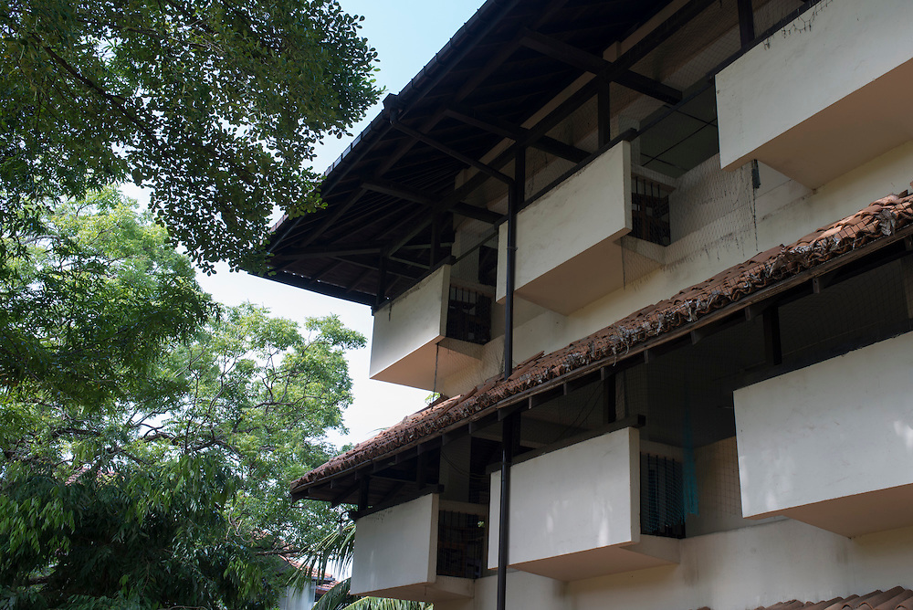 Ladies&rsquo; College Classroom Block - 1965<br />