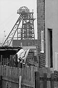 Barnsley Main Colliery. British Coal Barnsley Area. 08/06/1991