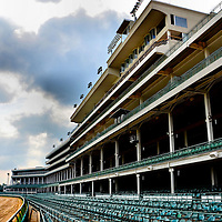 Churchill Downs Home of Kentucky Derby in Louisville, Kentucky<br />