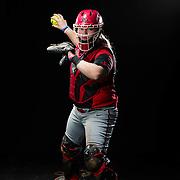 08 January 2018: The San Diego State softball team poses for their annual team photo. <br /> www.sdsuaztecphotos.com