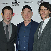 J. K. Simmons Raindance Film Premiere of 'I'm Not Here'