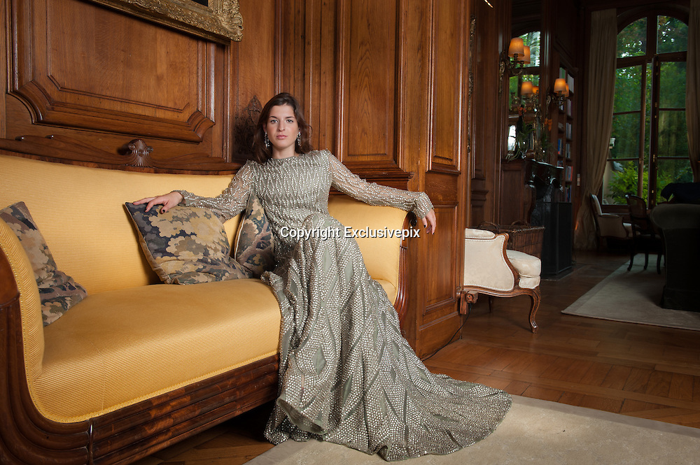EXCLUSIVE<br /> Zoe SPRINGER, the daughter of Anne-Marie Springer and Nicolaus springer. Grand daughter of media magnate Axel Springer. Zo&eacute; lives in London, studying at Parson's, Zoe is Pictured Exclusively  FITTING FOR THE 'BALL D ... butantes' THIS NOVEMBER.<br /> &copy;Visual Press/Exclusivepix
