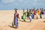 Sri Lanka. Festival at Kali Kovil in Udappu.