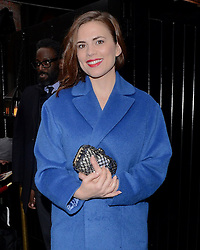 Hayley Atwell attends The Working Title Pre BAFTA VIP Brunch at the Chiltern Firehouse, London on Saturday 7 February 2015