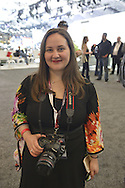 Artist TRINA MERRY, and her Trina Merry Studios, created a piece of living art on view at the Media Party after the first day of the New York International Auto Show 2016, at the Jacob Javits Center. This was Press Preview Day one of NYIAS, and the Trade Show will be open to the public for ten days, March 25th through April 3rd.