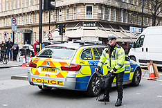 2019-04-16 Extinction Rebellion Edgware Road roadblock