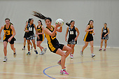 20140825 College Netball Division 1 Final - St Mary's College v Wellington Girls College
