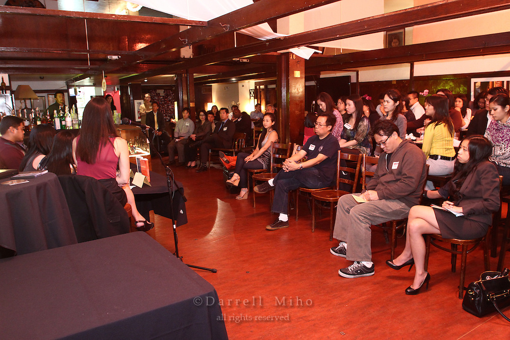 Sep. 08, 2010; Los Angeles, CA - KIND: Kids In Need of Defense panel discussion and mixer at the Far Bar in Little Tokyo. ..photo credit: Darrell Miho.