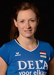 25-06-2013 VOLLEYBAL: NEDERLANDS VROUWEN VOLLEYBALTEAM: ARNHEM<br /> Selectie Oranje vrouwen seizoen 2013-2014 / Lonneke Sloetjes<br /> &copy;2013-FotoHoogendoorn.nl