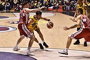 Vujacic Aleksander<br /> FIAT Torino - EA7 Emporio Armani Milano<br /> Lega Basket Serie A 2017-2018<br /> Torino 10/12/2017<br /> Foto M.Matta/Ciamillo & Castoria