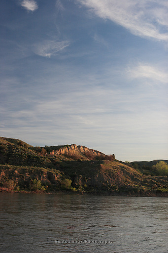 The Nature Conservancy Lower Yellowstone River Project, Montana.