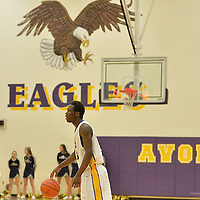 12.19.2014 North Ridgeville at Avon Boys Varsity Basketball