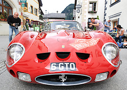 28.07.2016, Mauterndorf im Lungau, AUT, Ennstal-Classic 2016, Geolyth-Prolog, im Bild Irvine Laidlaw und Tony Davies, GB, Ferrari 250 GTO Bj. 1962, das teuerste Auto der Welt // during the Ennstal-Classic 2016 in Mauterndorf im Lungau, Austria on 2016/07/28. EXPA Pictures © 2016, PhotoCredit: EXPA / Martin Huber